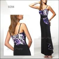Dámské společenské šaty elegantní