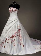 Dámské svatební šaty MARCI
