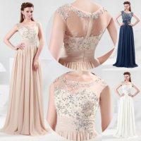 Splývavé svatební šaty vhodné pro těhotné