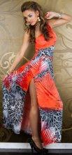 Dámské letní maxi šaty