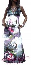 Dámské letní maxi šaty SERENITY