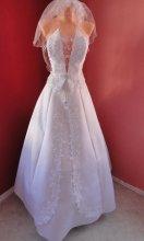 Dámské svatební šaty KATKA