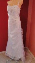 Dámské svatební šaty - VÝPRODEJ