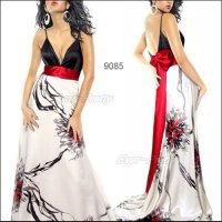 Dámské společenské šaty extravagantní