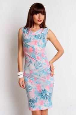 Dámské letní šaty s vodou