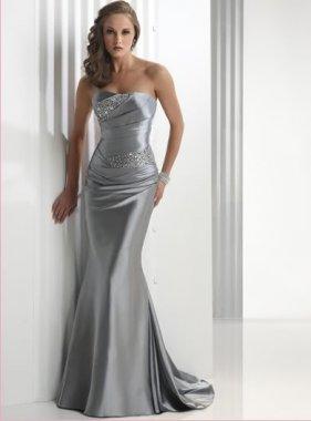 Dámské plesové šaty elegantní