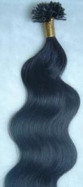 Pravé lidské vlasy k prodloužení 50 cm